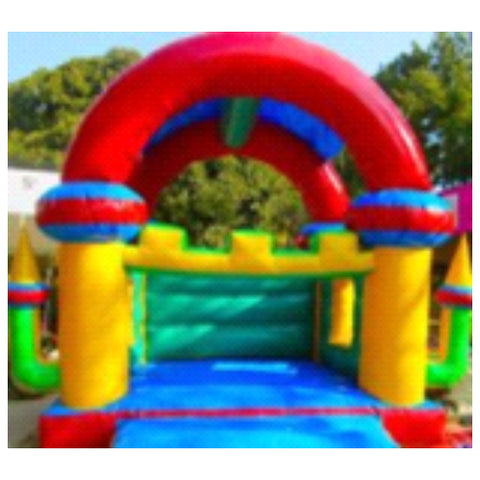 Jumping Castle - Castle Academy