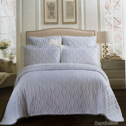 Bedding Set - 5pc Linen Set Queen