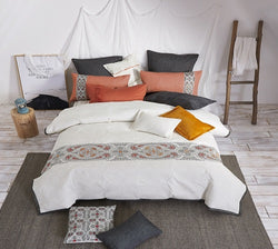Cotton Comforter Set - 7pc Lismore
