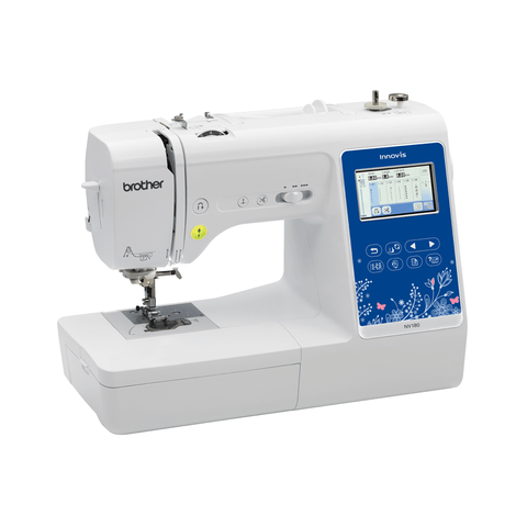 Brother - NV180 - Combination Sewing & Embroidery Machine