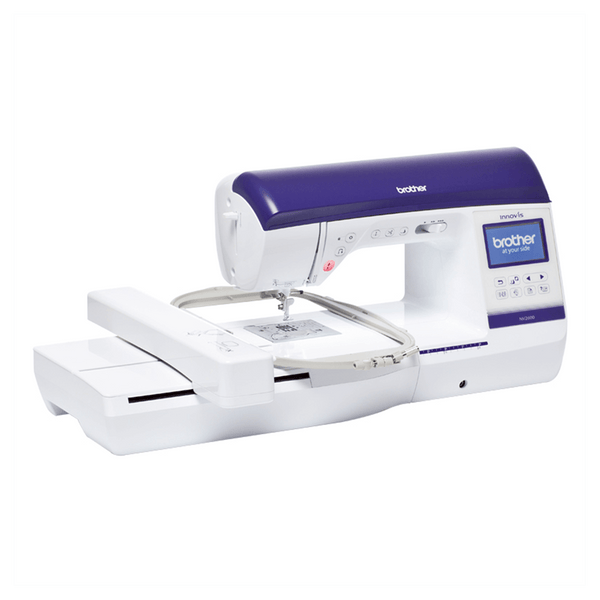 Brother - NV2600 - Combination Sewing & Embroidery Machine