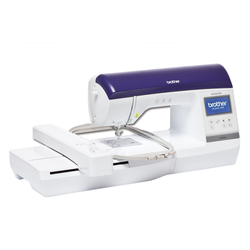 Brother NV800E - Embroidery Machine - Domestic
