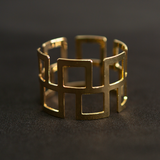 Napkin Rings - Geometric 2
