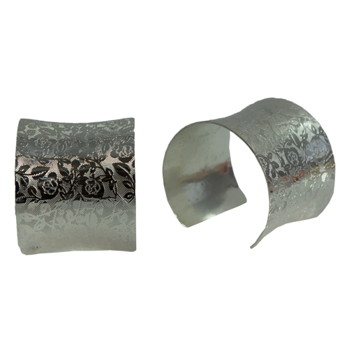 Napkin Ring - Flower Crease Napkin Ring