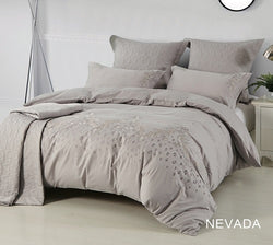 Cotton Comforter Set - 7pc Nevada