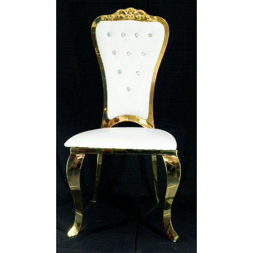 Chair  - Elaine Square Back Dining Chairs