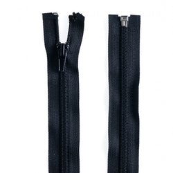 Nylon Zips - Open Ended 85cm