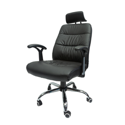 Chairs - Office Chair With Head Rest