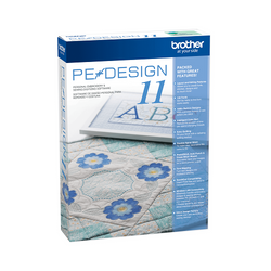 Brother - PE Design Software 11 - Embroidery Software