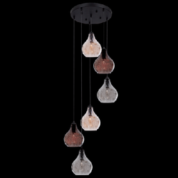 Pendant Light - PEN369 Black