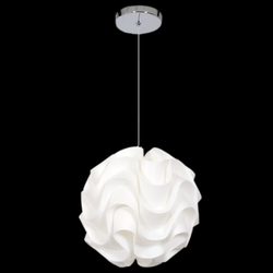 Pendant Light - 420/1 White