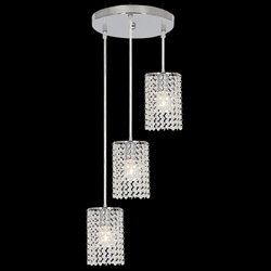 Pendant Light - PEN435 Chrome