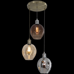 Pendant Light - PEN613 Antique Brass