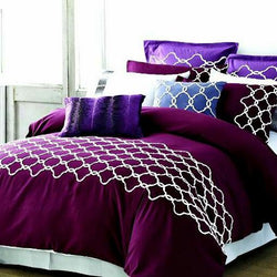 Cotton Comforter Set - 7pc Paloma