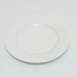 Crockery  - Dinner Plates With Edging