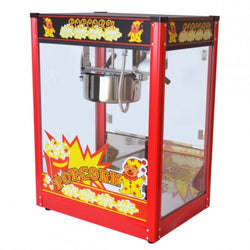 Popcorn Machine - Electric - 16oz