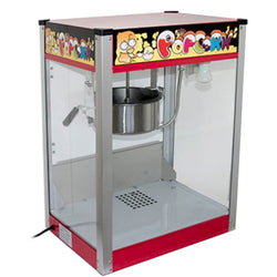 Popcorn Machine - Electric - 8oz