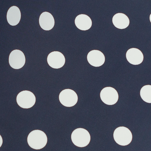 Printed Mini Matt 150cm - Polka Dots Medium
