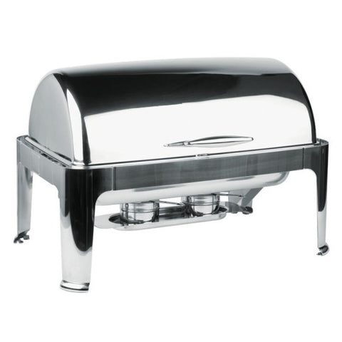 Chafing Dish Roll Top Rectangle