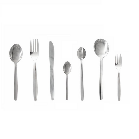 Regent Cutlery - Silver Full Catering Set 84pc