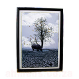 Photo frame - Animal photo