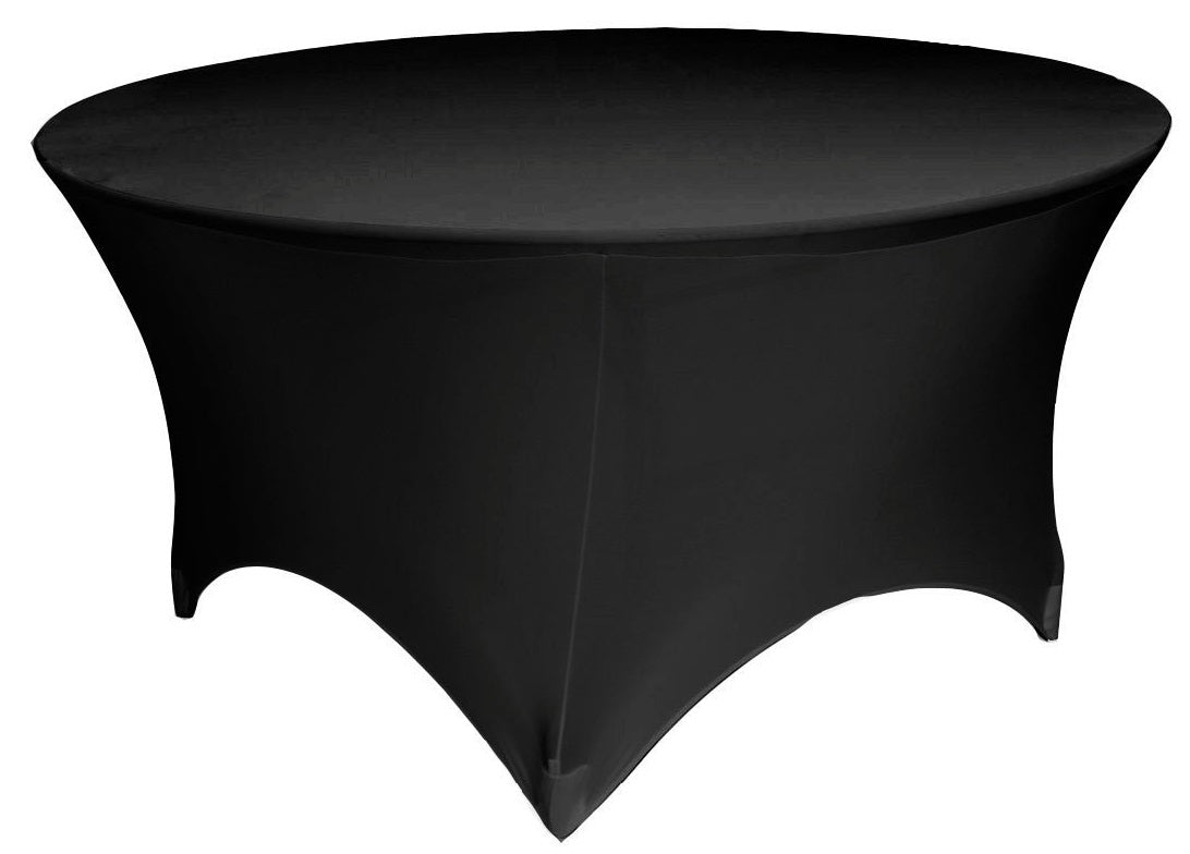 Stretch Table Cloth - Round 10 Seater Table Lycra