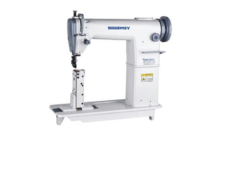 Gemsy 2000-6 - Industrial Single Needle Post Bed Machine