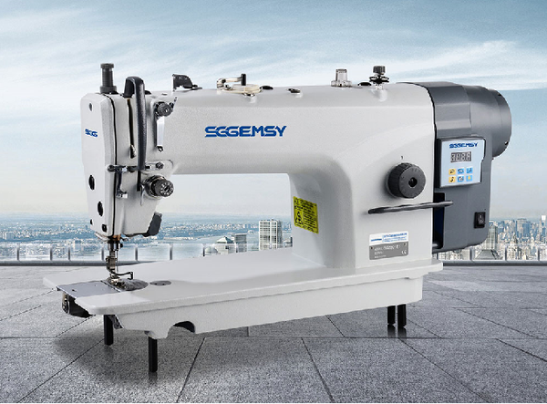 Gemsy 8801E - Industrial Lock Stitch Direct Drive Machine