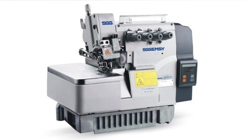 Gemsy - Industrial Overlock Direct Drive Sewing Machine