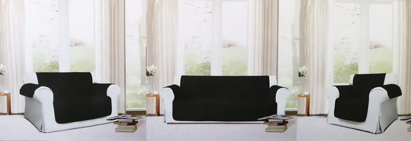 Sofa Covers - Black