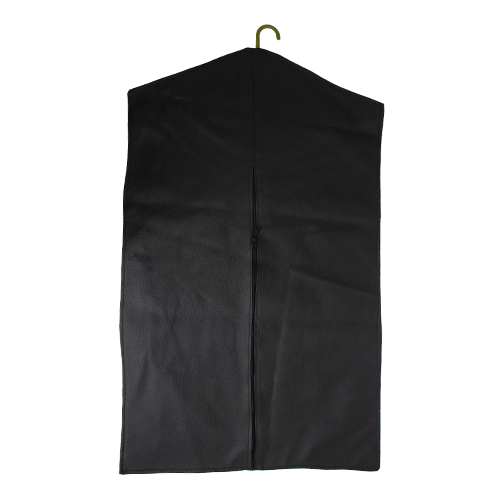 Faux Leather Suit Cover