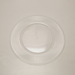 Underplates - Clear Plastic Radial