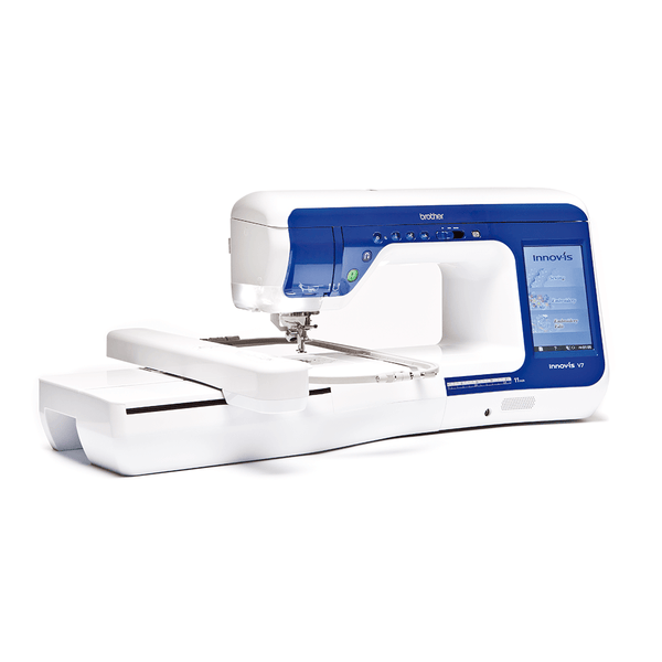 Brother  - V7 - Combination Sewing & Embroidery Machines - V7 Includes Frame EF75