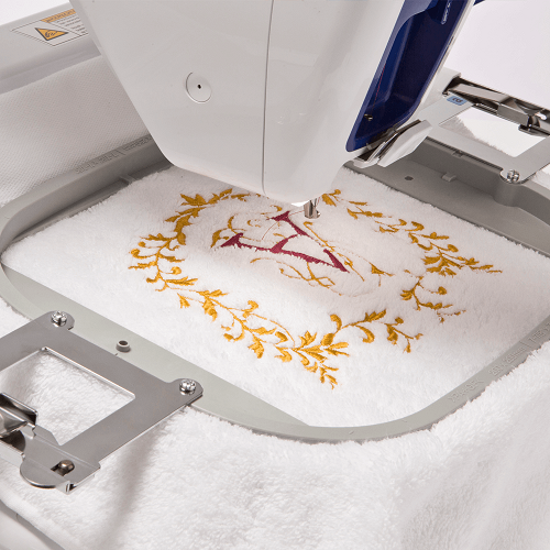 Brother - VR - Embroidery Machine