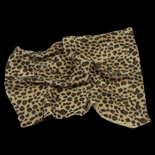 Fabric - Printed Velboa