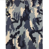 Fabric - Ripstop Canvas Camo - Per Meter