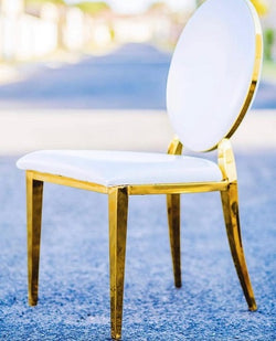 Chair - Gold Rim Chairs
