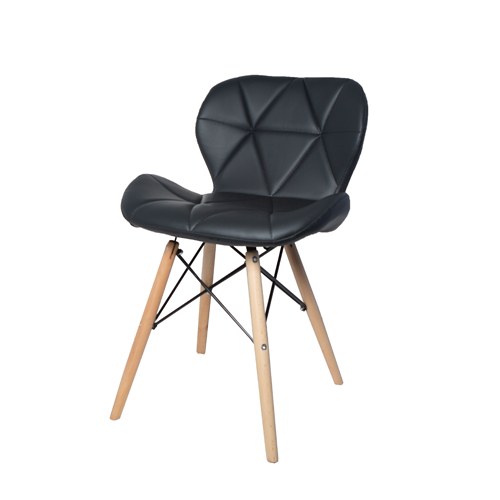 Chairs - Sofia Chair Wooden Leg