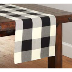 Table Runner - Checkered