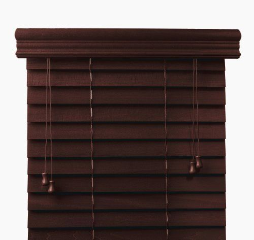 Basswood Blinds - Ready Made - Discounted