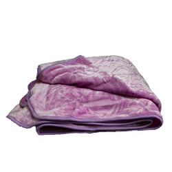 Blankets - Diamond/Gold Mink - Queen Size