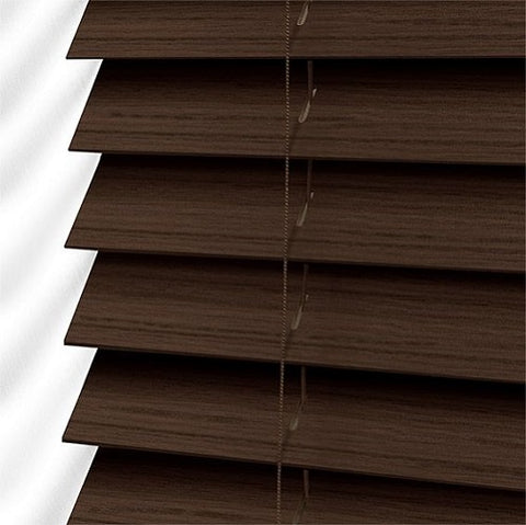 Bass Wood Blinds - 50mm Ready Made