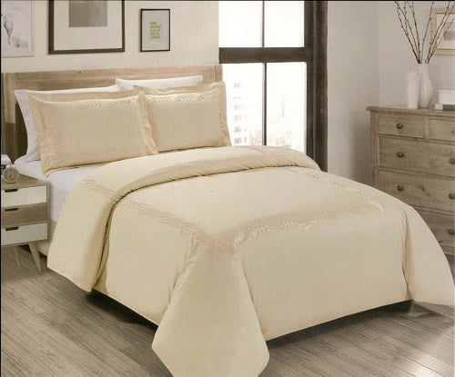 Duvet Cover Sets - 3PC Cotton