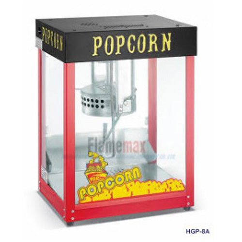 Popcorn Machine Gas