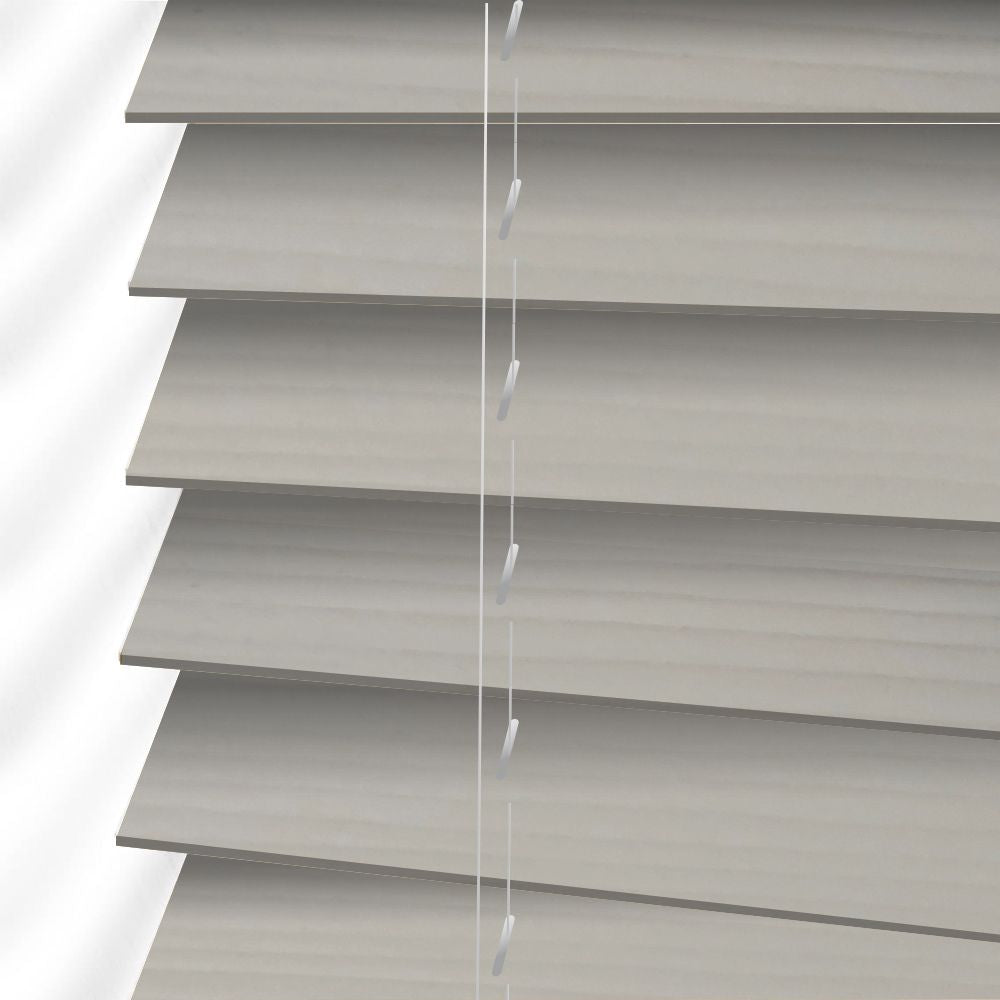 Faux Wood Blinds - Ready Made