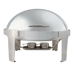 Chafing Dish - Oval Roll Top Large