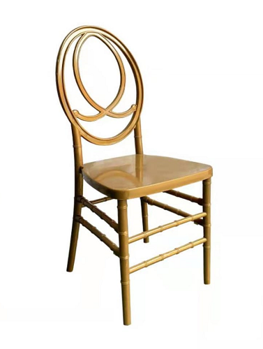 Phoenix Chair Gold Resin