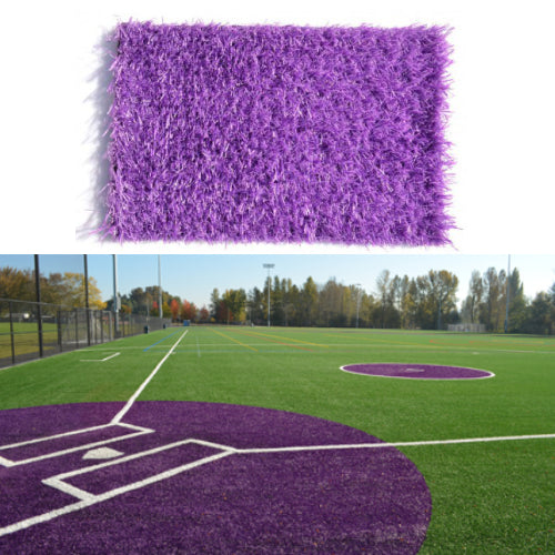 Artificial Grass - Purple 8mm - Per Roll