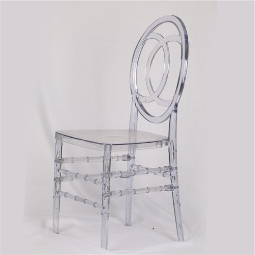 Chair - Chanel Chair Resin  - Clear