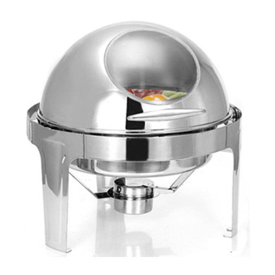 Chafing Dish - Round with glass